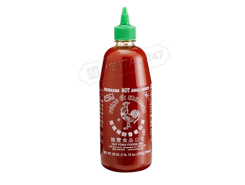 Sauce - Spicy Large - Tương Ớt Chai To