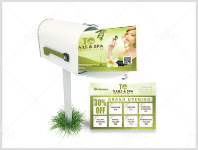 Marketing - Every Door Direct Mail (EDDM) TO Brand Franchise 3011