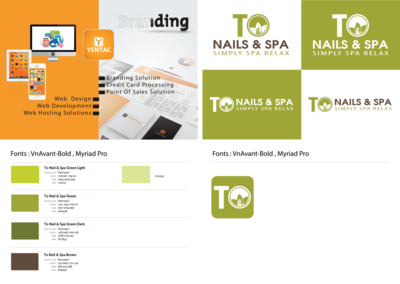 Logo Design - TO Brand