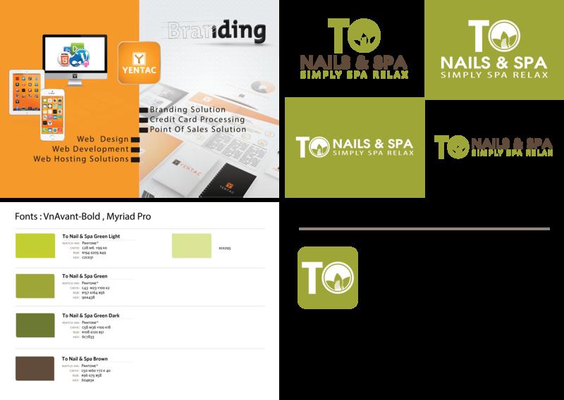 01.1 - Logo Design - TO Brand