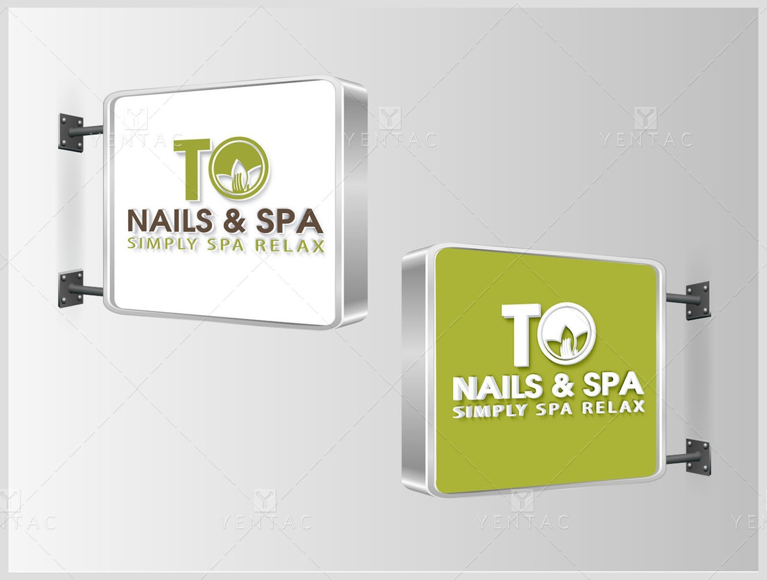 Signage Design & Installation TO Brand 3011