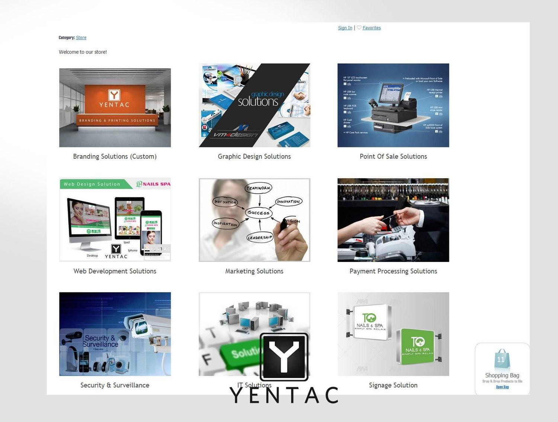 Website Custom Design - Pro Package C - Ecommerce
