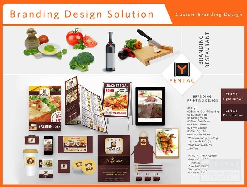 00 - Branding - Restaurant #5125 Dong Ky