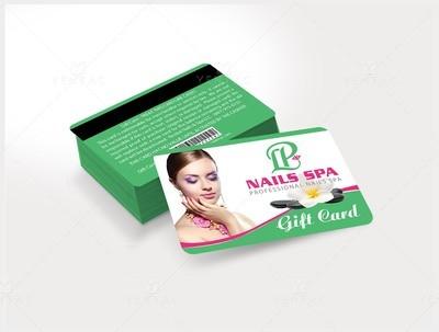Plastic Gift Card - GCD-05069