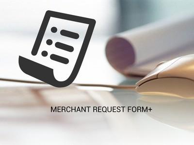 Merchant Request Form (No Obligation)