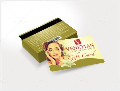 Plastic Gift Card With Picture - GCD-05051-With-Picture