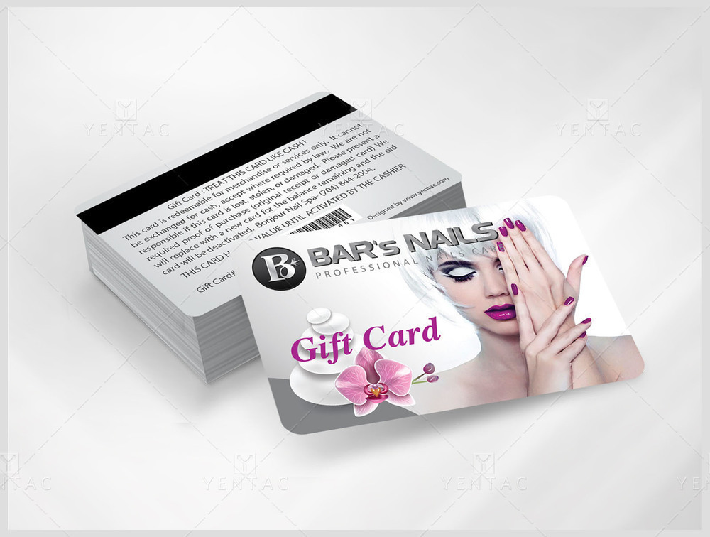 Bars Nail - Purchase Gift Card Online
