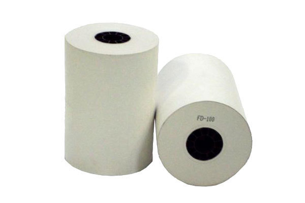 Thermal Paper for First Data FD-100, FD-200, FD300 – 3 1/8 inches, 120 feet (6 to 72 rolls)