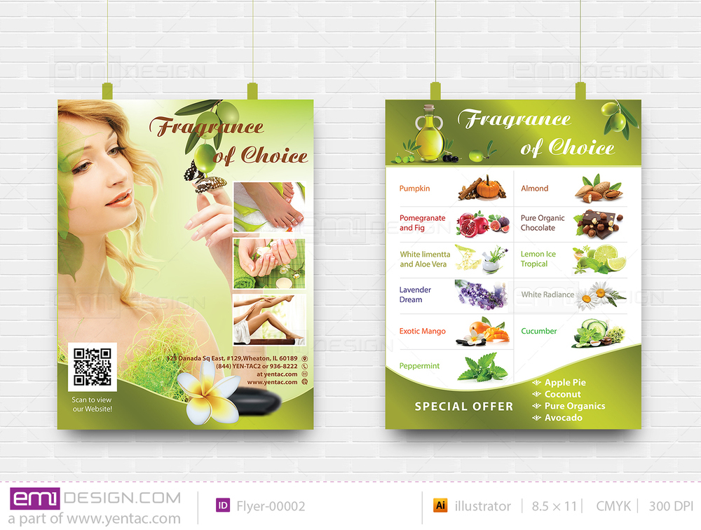 Flyer Template 00002