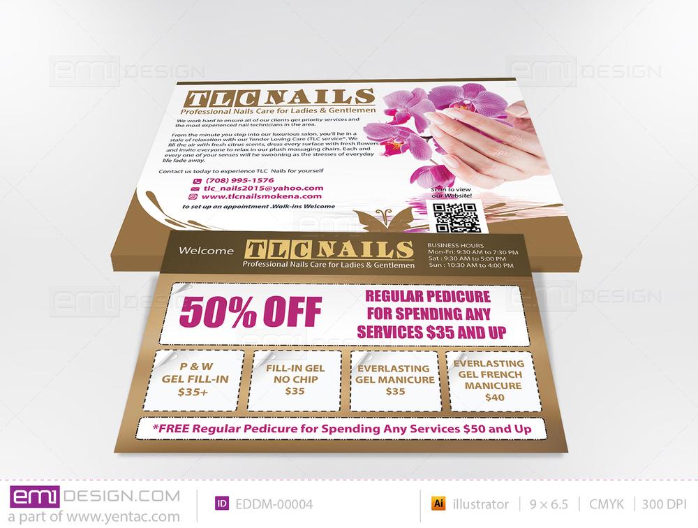 Every Door Direct Mail - Template EDDM-00004