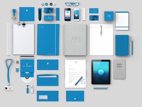 Branding Custom Design For Corporate