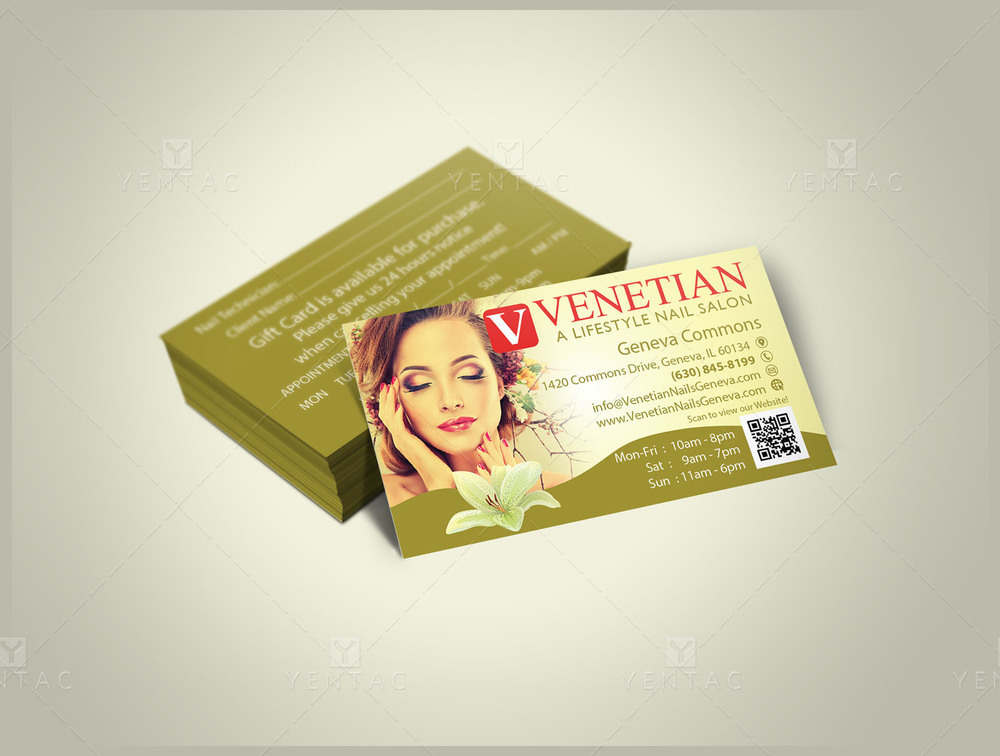 Business Card - Template - buscard-05051AC (with Picture1)