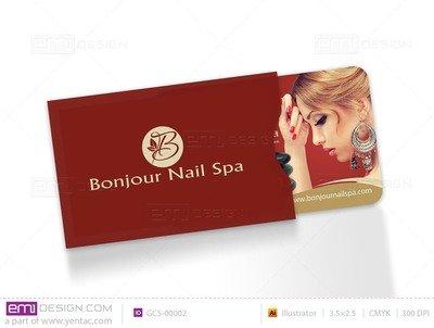 Gift Card Sleeve GCS-00002