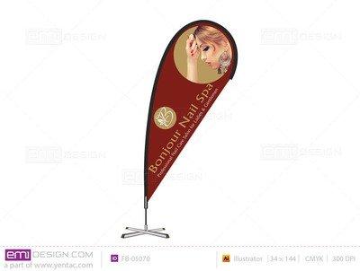 Flag Banner FB-05070