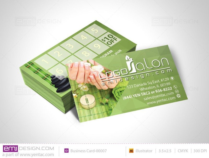Business Card - Templates  buscard-00007