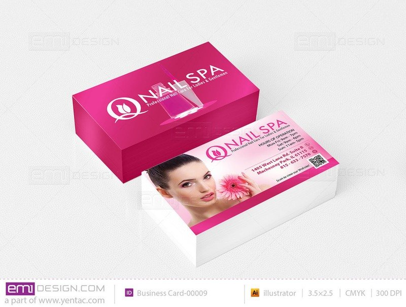 Business Card - Templates  buscard-00009