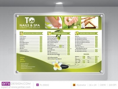 Price List Template PL-00002