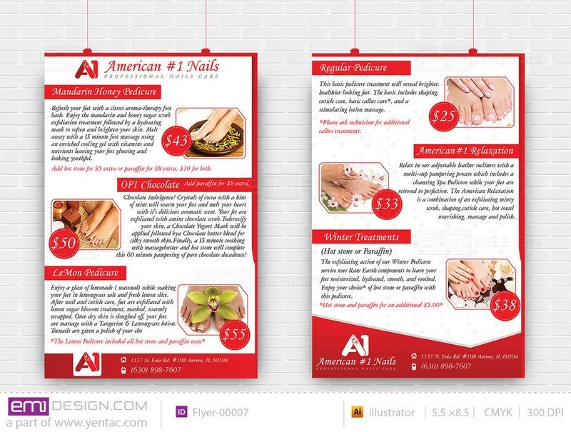 Flyer Template 00007