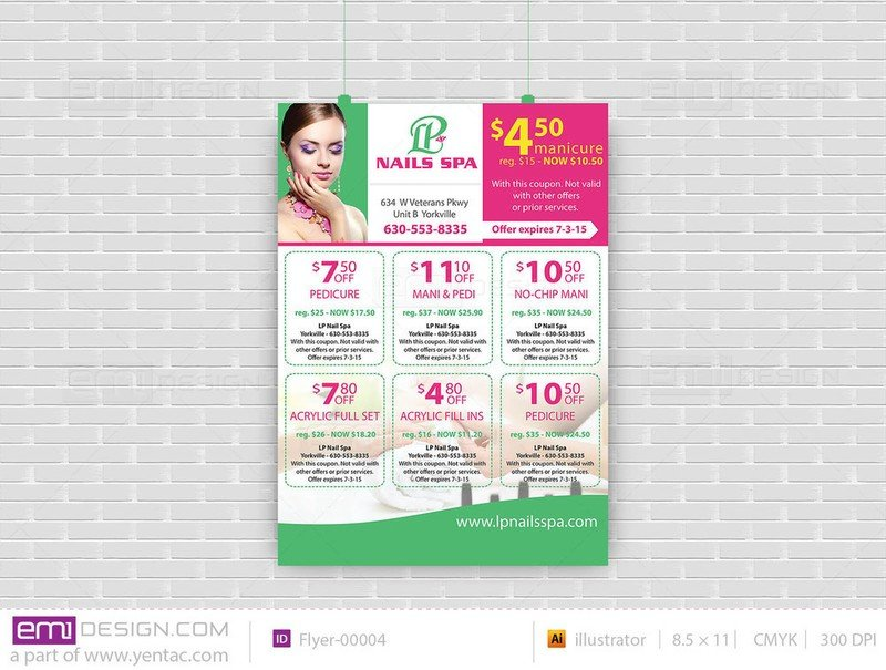 Flyer Template 00004