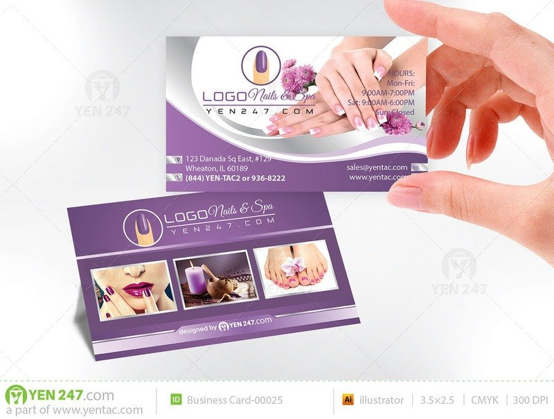 Business Card - Templates buscard-00025
