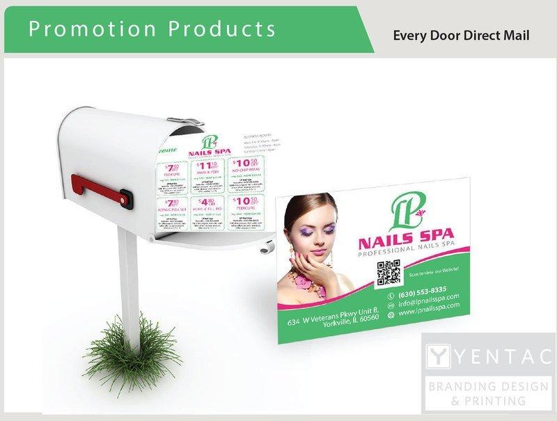 10 - Promotion - Every Door Direct Mail (EDDM) LP Brand 5069