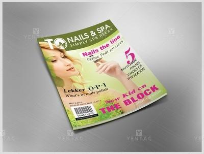 Magazine Publication Catalog Custom Design & Printing