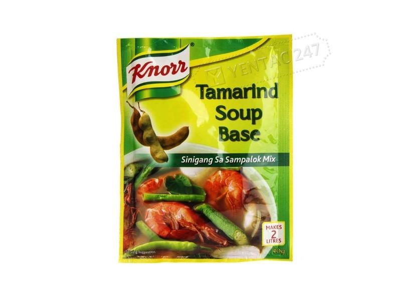 Tamarine Soup Base (Bột Me Knorr)