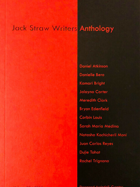 2018 Jack Straw Writers Anthology