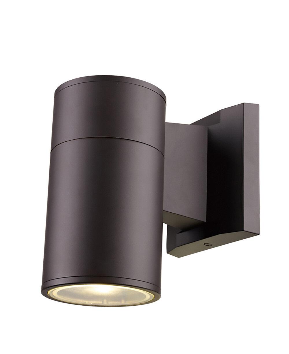 Compact Bronze Small 8W LED Pocket Lantern
