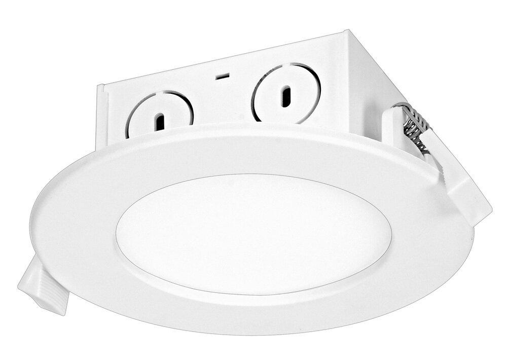 8.5W LED Downlight Edge 3000K 120V
