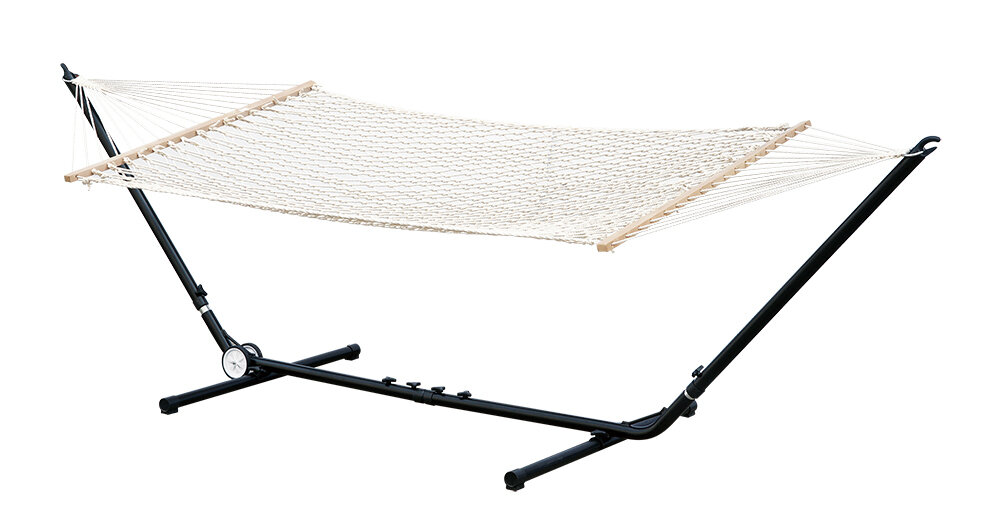 Adjustable Hammock Frame w/Wheels