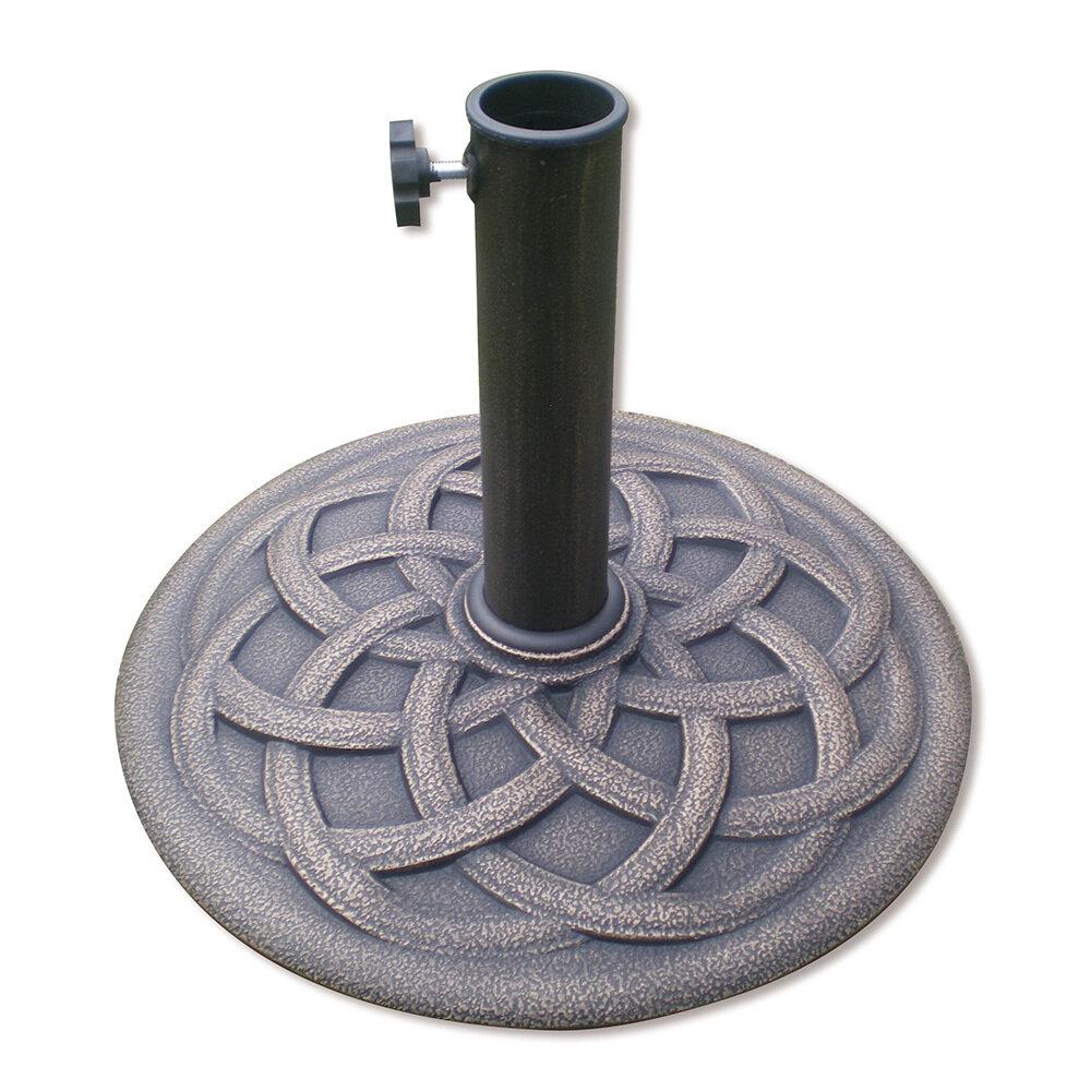 Resin Ring Design Umbrella Base