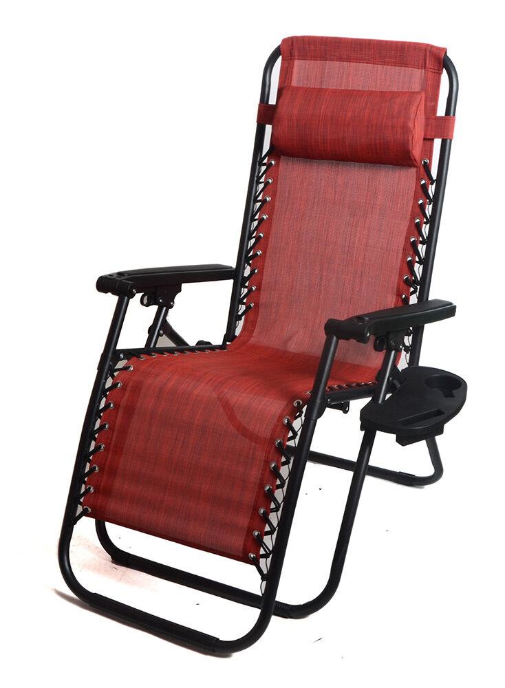 Sling Anti Gravity Chair w/Cup Holder