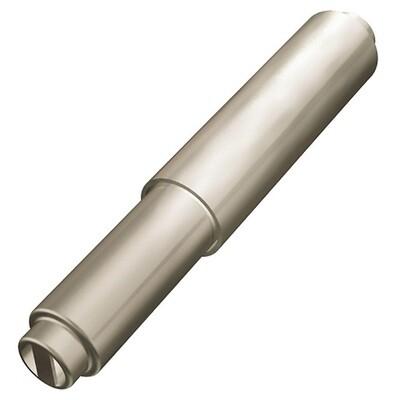 Mason Satin Nickel Paper Holder Roller