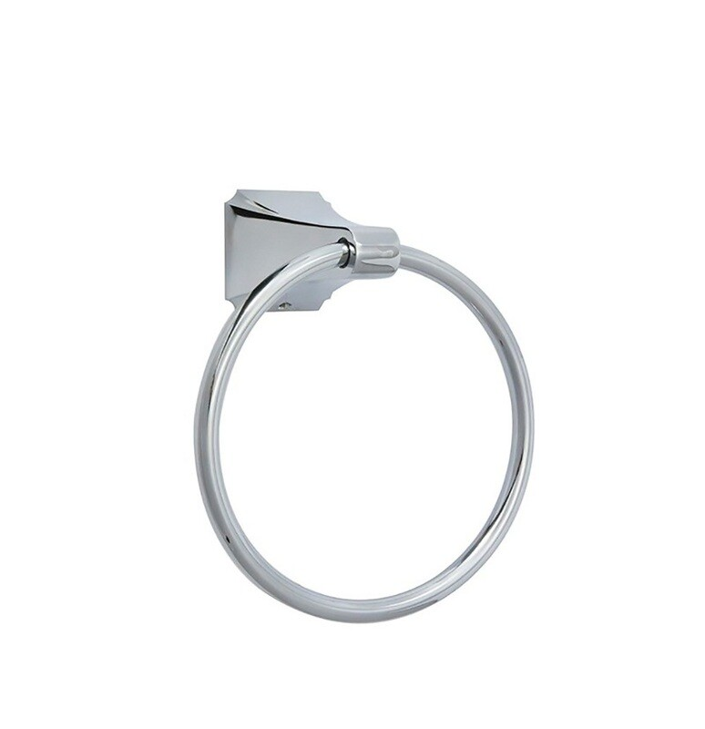 Reflection Chrome Towel Ring