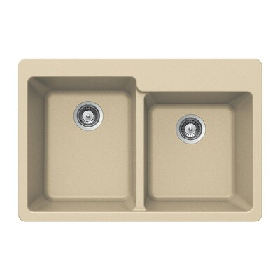 Quartztone Kitchen Sink Topmount