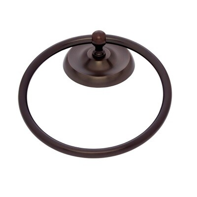 Paramount Old World Bronze Towel Ring