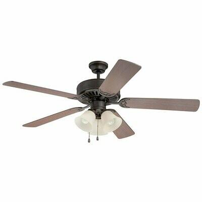 Aged Bronze Ceiling Fan