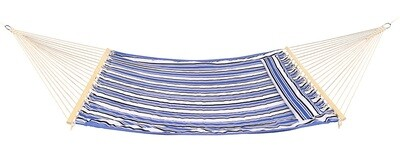 Quilted Hammock W/Poly Sleeves