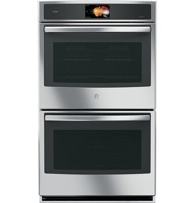 GE Electric Built In Double Oven Convection