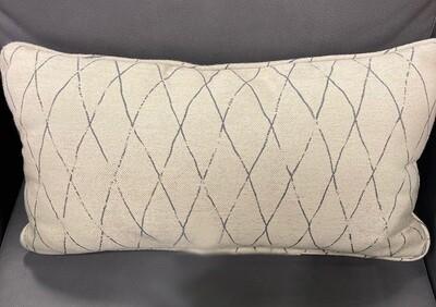 Boudoir Pillow With 1/4 Welt