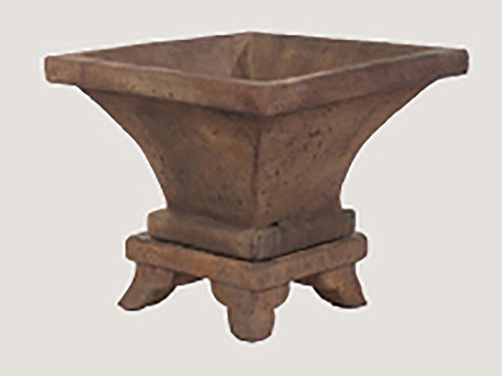 Rust 2 Pc Madison Planter