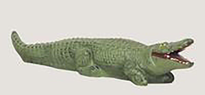 Small Sage Stone Alligator
