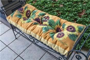 Sunflwr Climaweave Bench Cushion