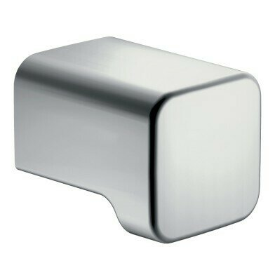 90 Degree Chrome Cabinet Knob
