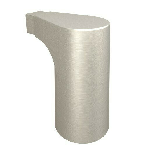 Edgestone Brush Nickel Post For Towel Bar