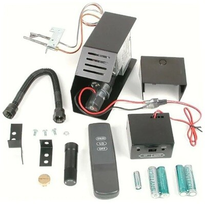 Natural Gas Variable Flame Remote Safety Pilot Kit