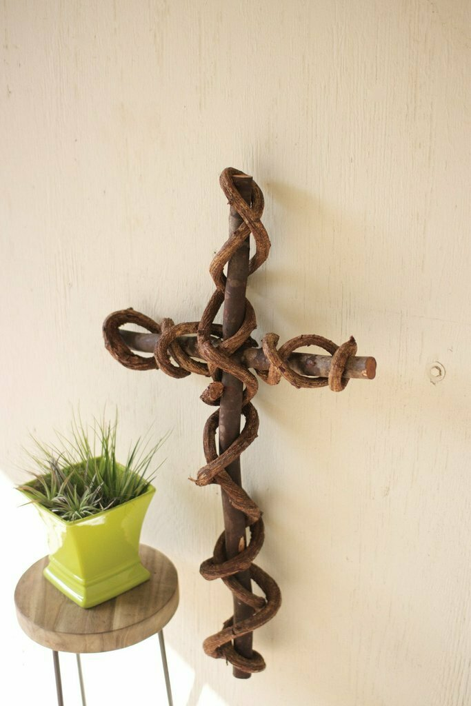 Curly Vine Cross