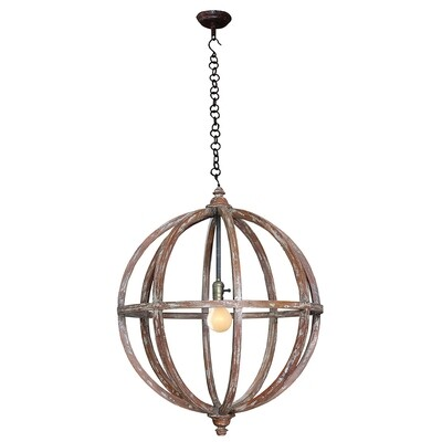 Infinity Smackle Crackle Large 1 Lt Chandelier (DISPLAY ONLY)