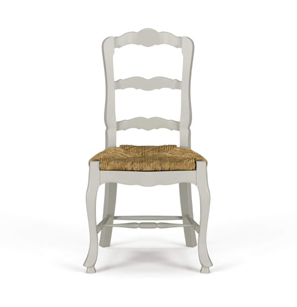 Provincial Grey Mist/Driftwood Dining Chair